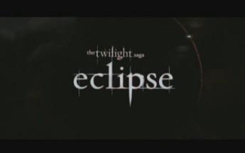 Eclipse filme continuação de Crepusculo