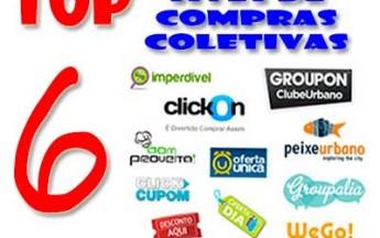 Top 6 – Melhores sites de compras coletivas e ofertas