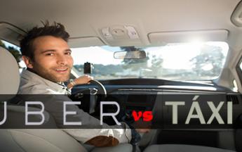 Aplicativo Uber pode ser alternativa para falta de Licitação de táxi em Brasília