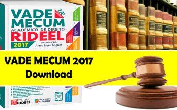 Vade Mecum 2017 PDF OAB