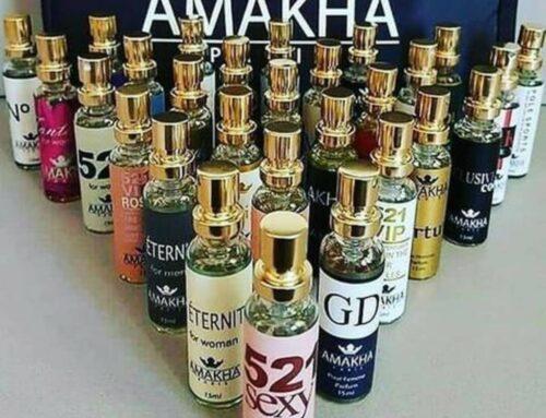 Amakha Paris Perfumes e Cosméticos Plano de Negócios